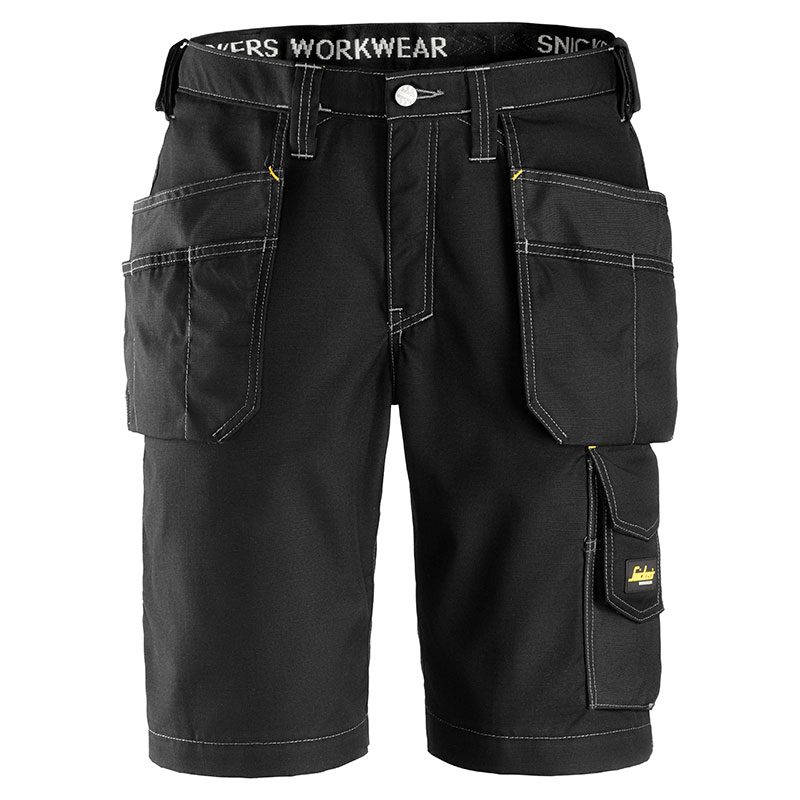 Craftsmen ripstop holster pocket shorts