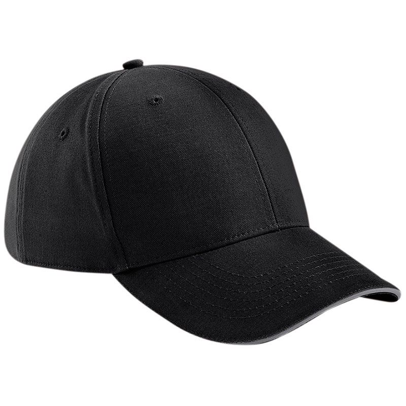 Athleisure 6-panel cap