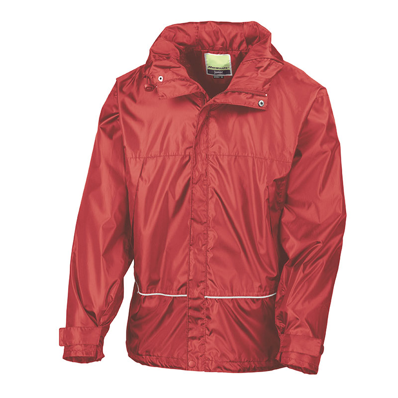 Junior / youth waterproof 2000 midweight jacket