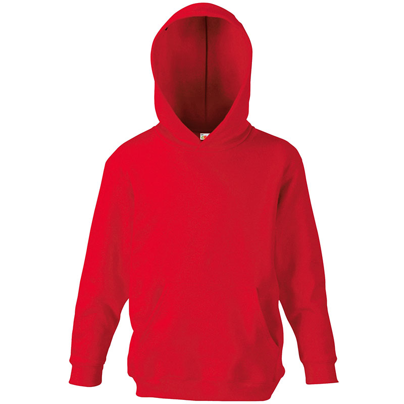 Classic 80/20 kids hooded sweatshirt