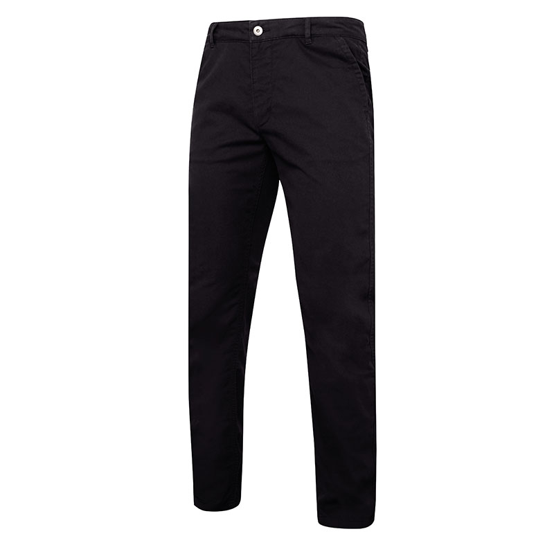 Men's slim fit cotton chino