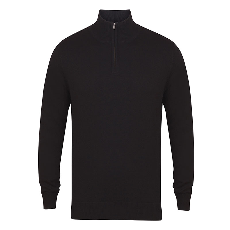 1/4 zip jumper