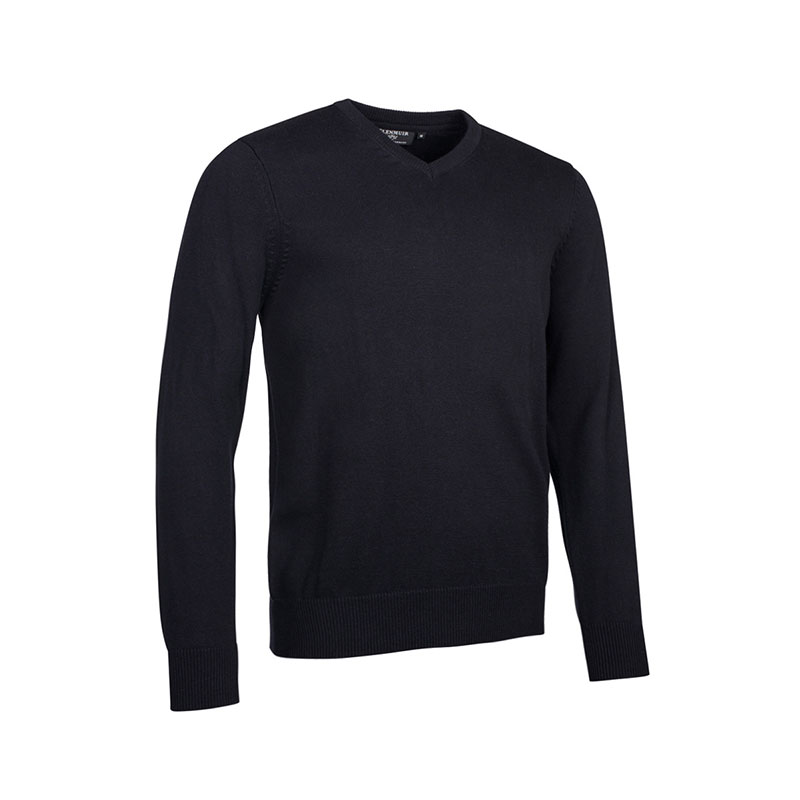 g.Glencoe touch of cashmere v-neck sweater (MKC7516VN)