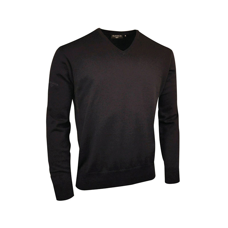g.Eden cotton v-neck sweater (MKC6884VN-EDEN)
