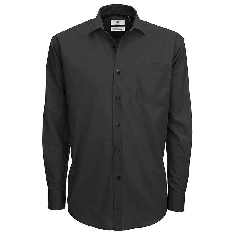 B&C Smart long sleeve /men