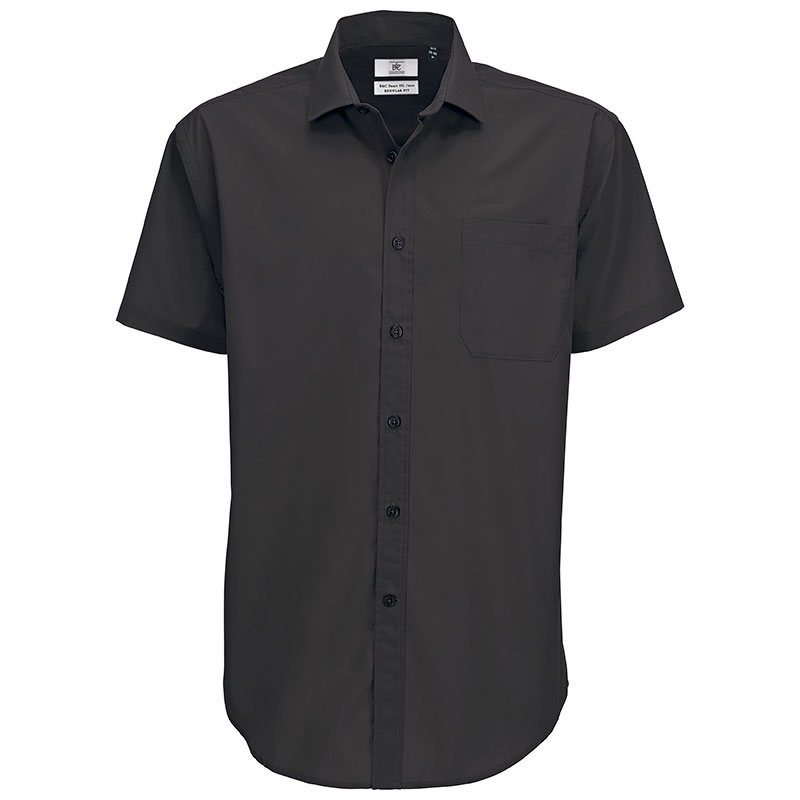 B&C Smart short sleeve / men