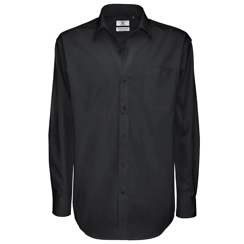 B&C Sharp long sleeve / men