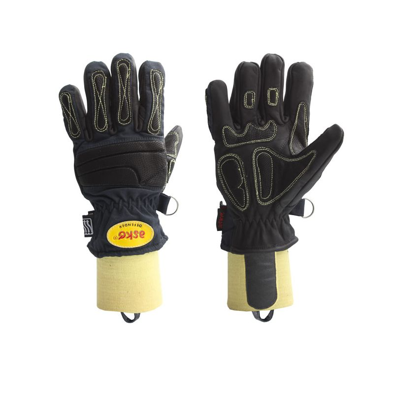 DEFENDER KNITTED CUFF GLOVE