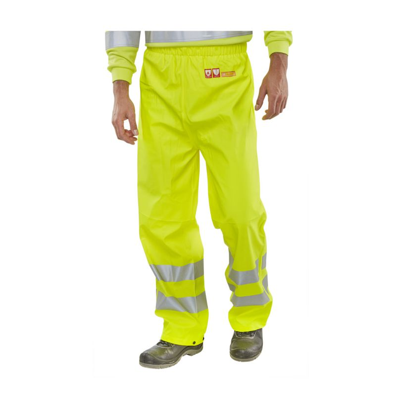 FIRE RETARDANT ANTI STATIC OVER TROUSERS