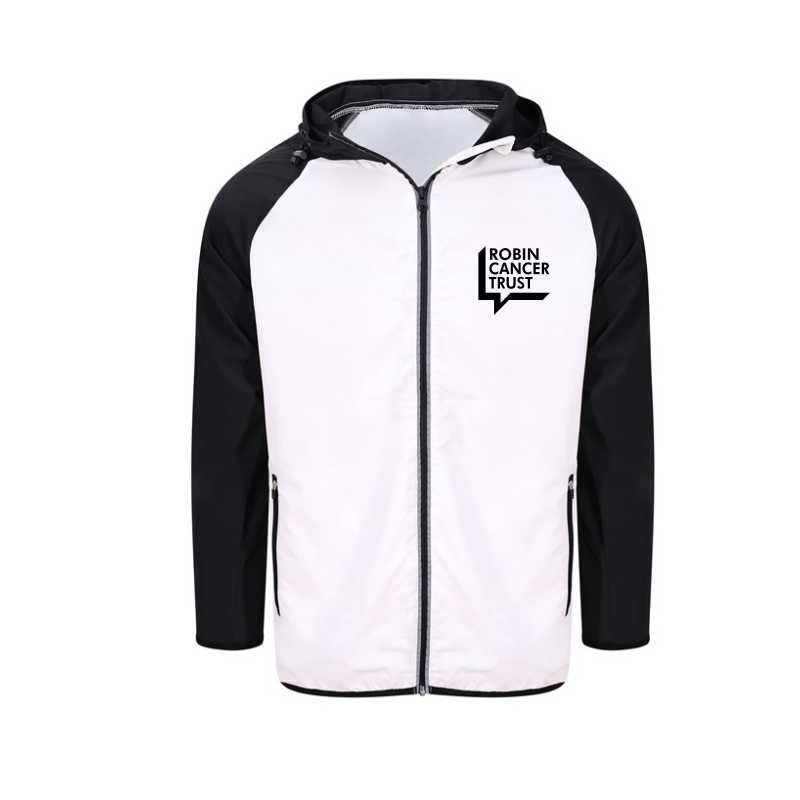 Cool RCT logo contrast windshield jacket